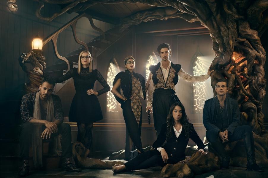 сериал волшебники 5 сезон смотреть онлайн
